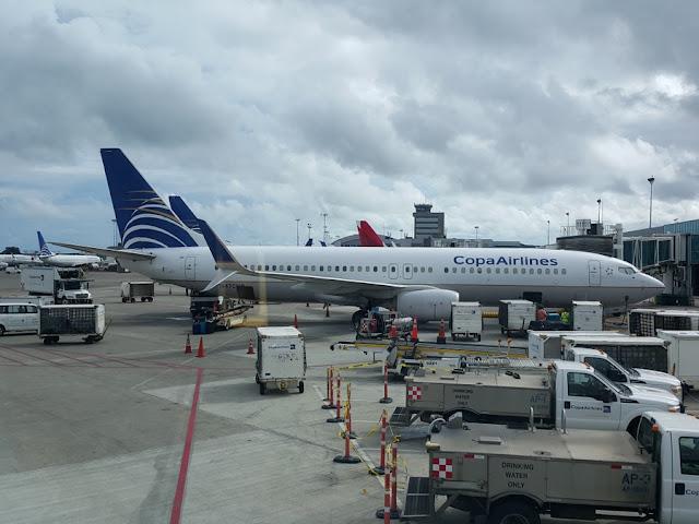 Como é voar Copa Airlines para Chicago com escala no Panamá
