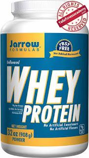 أفضل مسحوق بروتين بدون نكهة