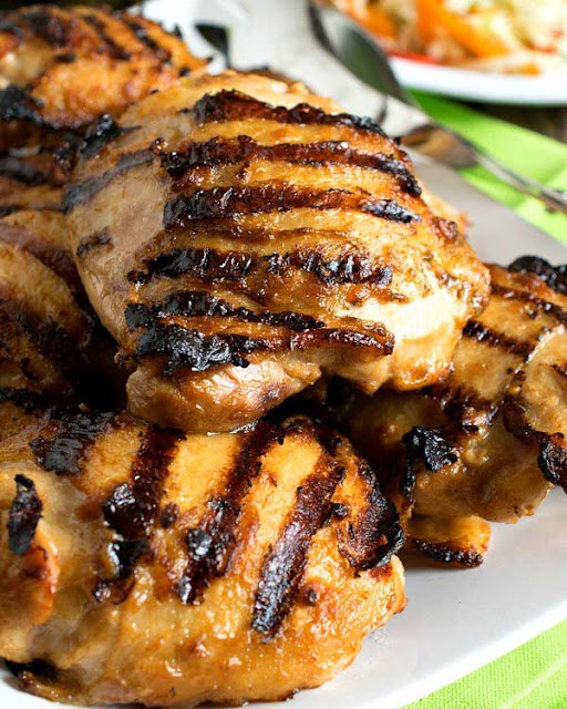 Resep Mudah Ayam Panggang Jahe yang Bikin Lumer Mulut