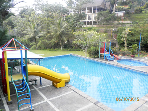 Bella-campa, outbound-puncak, kolam-renang-outbound,
