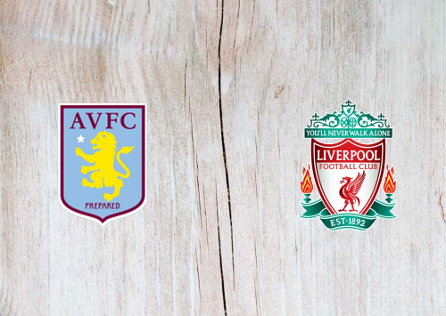 Aston Villa vs Liverpool -Highlights 08 January 2021