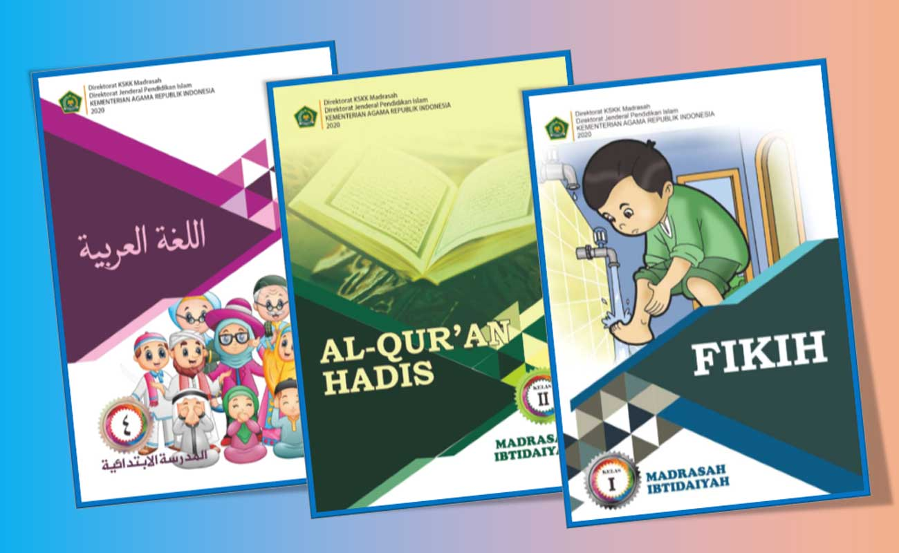 Buku PAI dan Bahasa Arab KMA 183 184 2019 MI Revisi Final 2020