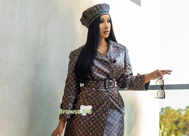 Cardi B Attacks People Who Claim She's Spoiling Other Kids, But Not Hers (Photos)