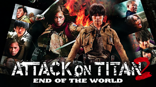 Download Gratis Movie Attack On Titan Part 2: End Of The World (2015) Live Action Subtitle Indonesia 3gp