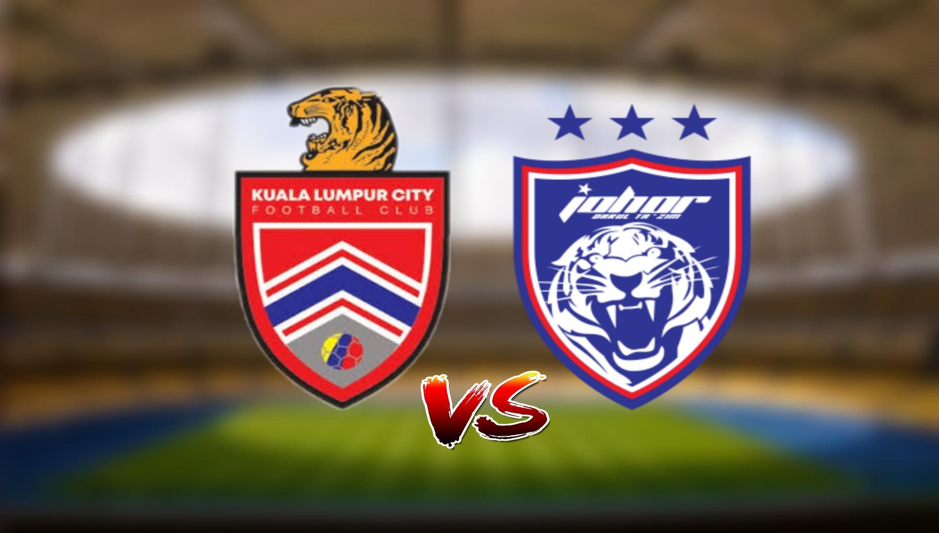 Live Streaming Kuala Lumpur City FC vs JDT FC Liga Super 30.4.2021