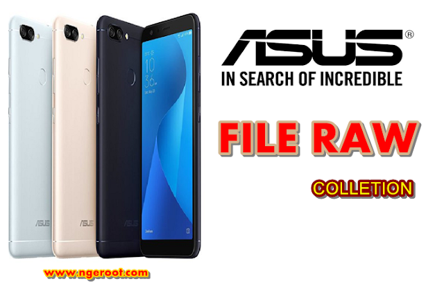 FILE RAW ASUS UPDATE 2018 ALL TYPE