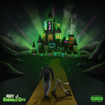 Ray J - Emerald City (2019) - Album Download, Itunes Cover, Official Cover, Album CD Cover Art, Tracklist, 320KBPS, Zip album
