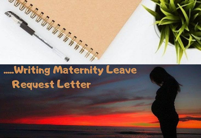 maternity leave email sample