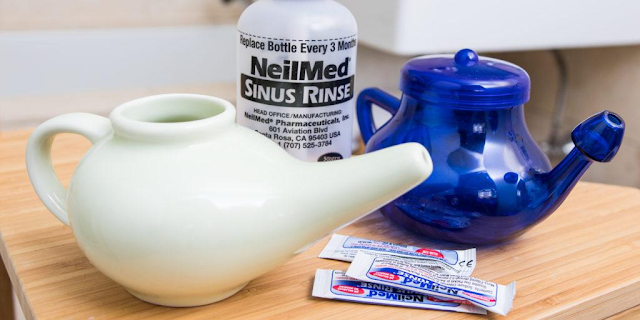 Take Control Of Your Health And Breathe Easier With The Best Sinus Irrigation Machine