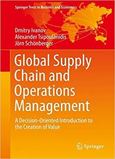 Title: Global Supply Chain and Operations Management: A Decision-Oriented Introduction to the Creation of Value