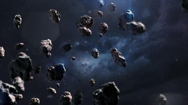 Asteroides metálicos pueden albergar erupciones de hierro fundido