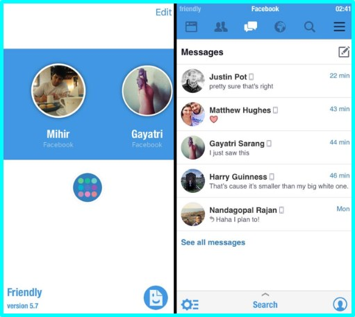 How to download facebook messenger for mobile
