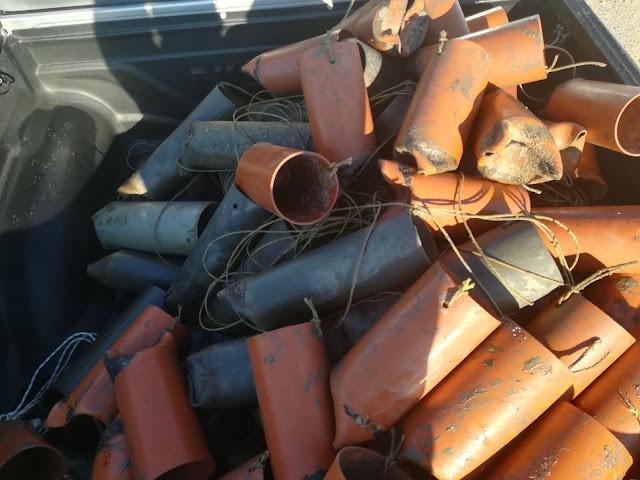 Πρόστιμα και κατασχέσεις από το Λιμεναρχείο Ναυπλίου για παράνομη αλιευτική δραστηριότητα