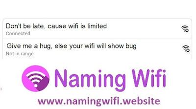 best nerdy wifi name list