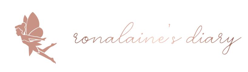RONALAINE'S DIARY