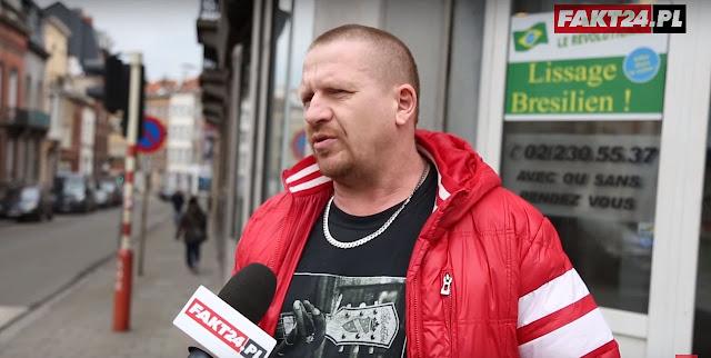 Polacy w Belgii - rodakom nie jest lekko