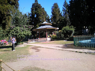 PARK IN GANGTOK SIKKIM