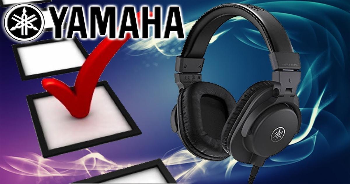 Tai nghe yamaha HPH-MT5