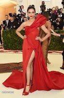 Deepika Padukone Looks stunning in Red Gown at 2018 MET Costume Insute Gala ~  Exclusive 07.jpg