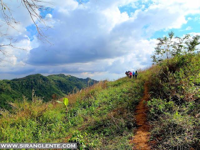 trails of Mt. Marami