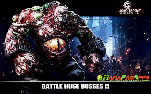 DEAD TARGET Zombie Apk MafiaPaidApps