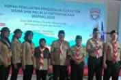 SMA Negeri 1 Pringgarata Juara Nasional LGU 2019 Wakili NTB