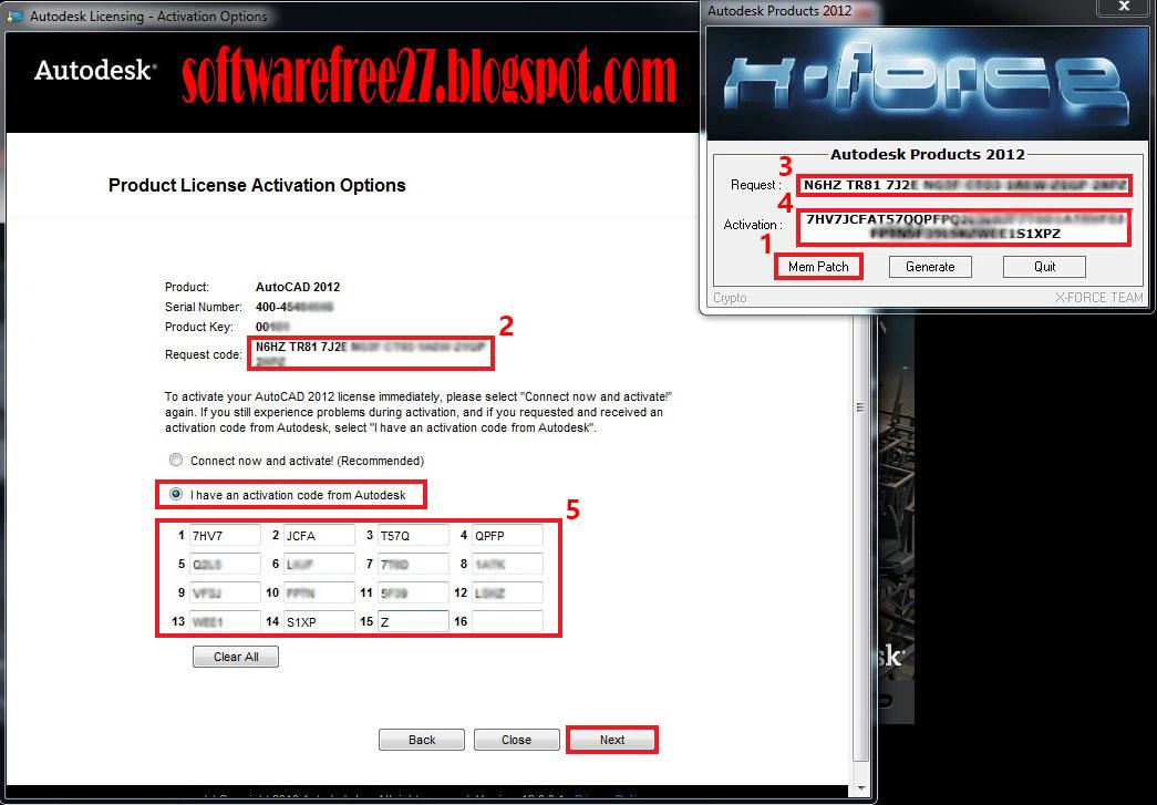 Autocad 2010 Activation Code Free Download Crack - Autocad