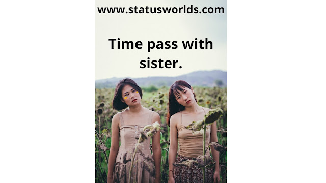 Sister Status, Quotes and Caption