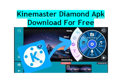 Kinemaster Diamond Apk Download For Free