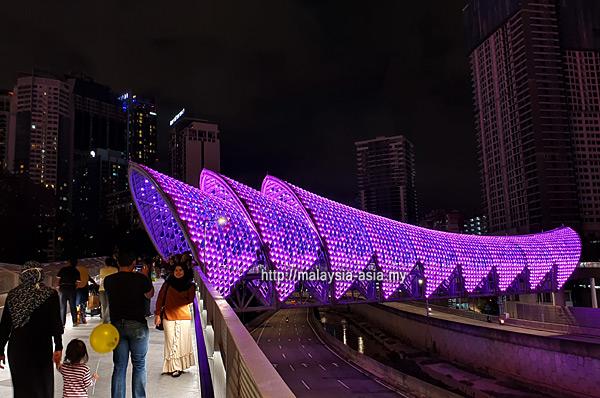 New Tourist Attraction in Kuala Lumpur