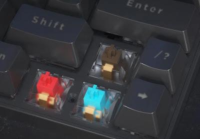 Andas à procura de um teclado mecânico? Olha para este Blitzwolf BW-KB1