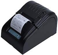 La peor impresora de tickets