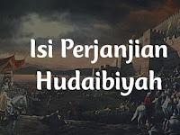 6 Isi Perjanjian Hudaibiyah dan Latar Belakangnya