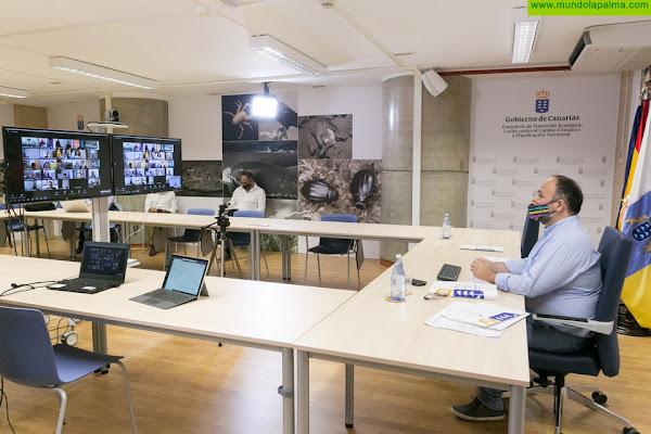 Transición Ecológica recopilará iniciativas públicas para acceder al fondo europeo de reconstrucción
