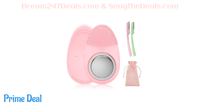 Facial Cleansing Brush 60% off