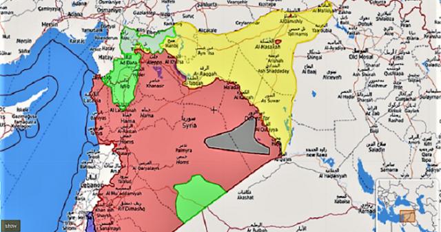 Πρόπλασμα κουρδικού κράτους από PKK στο μαλακό υπογάστριο της Τουρκίας