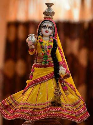 Radha Rani Beautiful Pic