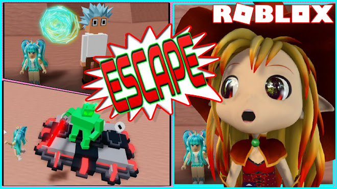 Roblox ALIEN! Escaped NEW Chapter 2 but ending was GLITCHED!