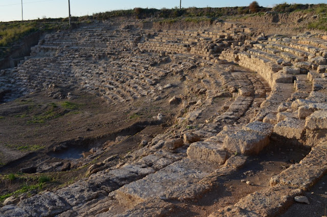 Excavations end at ancient Greek city of Magarsos