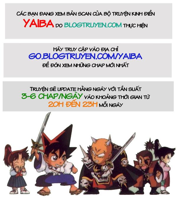 Yaiba chap 8 trang 1