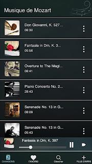 Wolfgang Amadeus Mozart: Musique Classique Mozart%2BMusic%2BiPhone%2BScreenshot%2B1