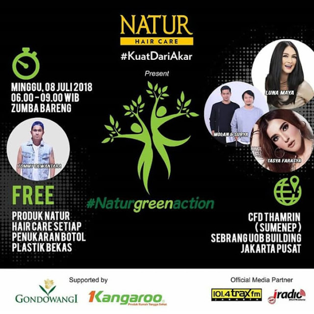 #NaturGreenAction