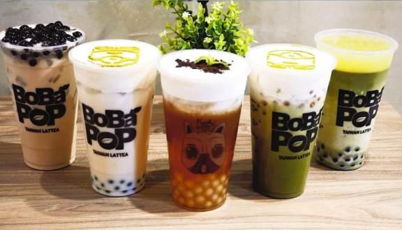 Khóa học pha chế Trà Sữa, Trà detox trái cây Đài Loan cực ngon