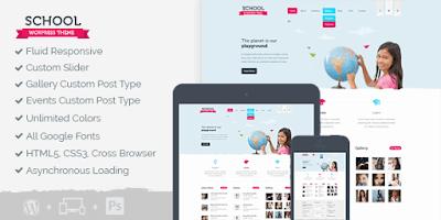 School тема WordPress
