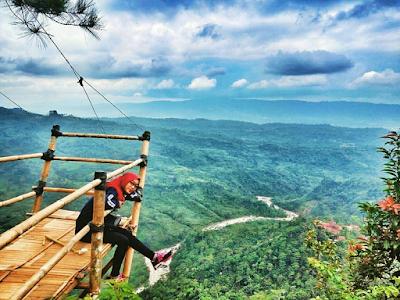 Rute Bukit Asmara Situk Banjarnegara