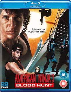 Ninja Americano 3: La Cacería [BD25] *Con Audio Latino