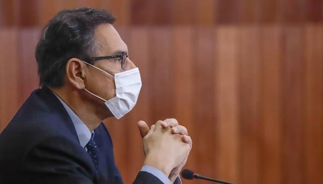 Aprobacion del presidente Martín Vizcarra agosto 2020