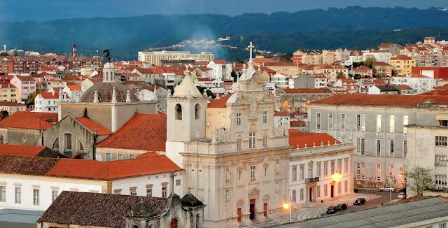 Coimbra - centro