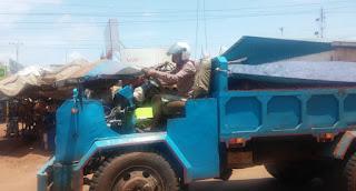 Tractor camboyano.