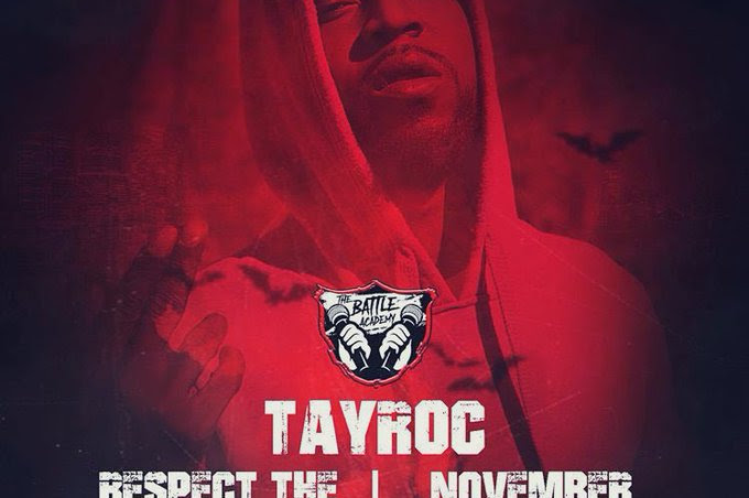 Tay Roc To Battle On Battle Academy